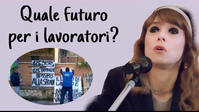 Colussi Petrignano, Ciprini, quale futuro per lavoratori, Governo risponda