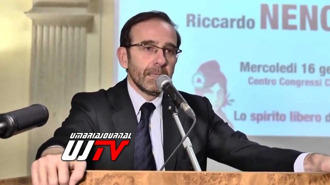 Il Magnifico Ribelle, il viceministro Riccardo Nencini presenta il suo libro
