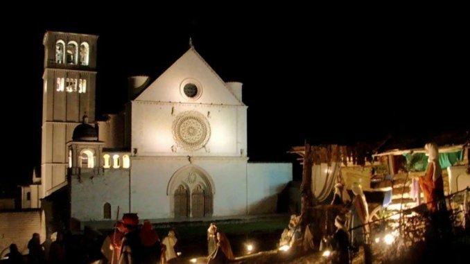 Natale ad Assisi concerto della Cappella Musicale in Basilica