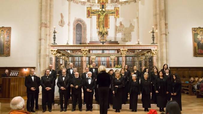 Concerto dei Cantori di Assisi nella Settimana Santa