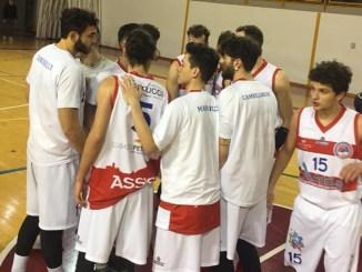 L'Adrilog Virtus Assisi vince a Rieti la prima partita del 2018