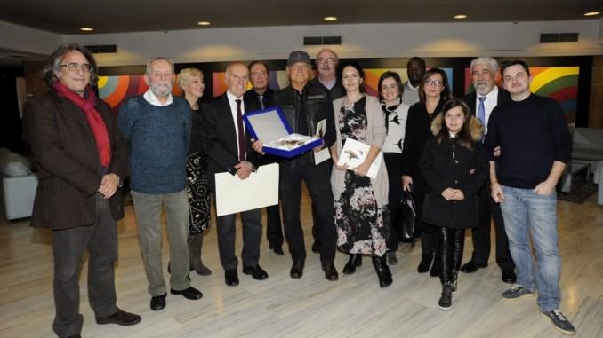 Consegnato a Terence Hill riconoscimento annuale Pellegrino di Pace