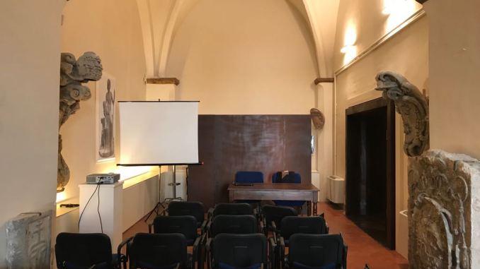 Assisi, Sala degli Emblemi, nuovo contenitore per appuntamenti culturali