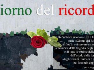 Giorno del Ricordo ad Assisi Incontro con cittadini e studenti