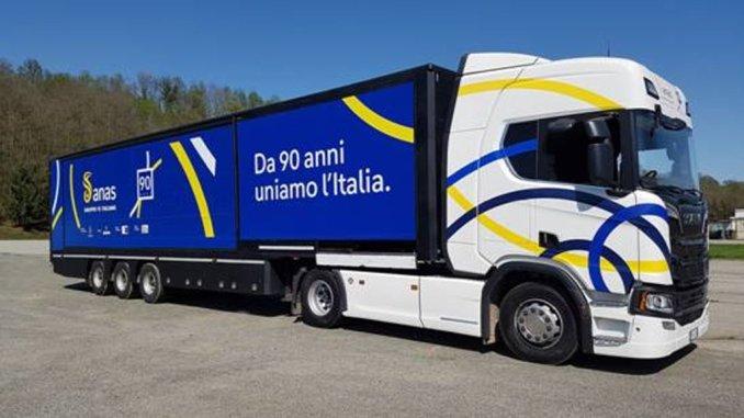 Anas, arriva ad Assisi il Roadshow congiunzioni, a 90 anni di storia