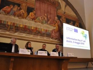 Incontri sull'Europa ad Assisi, presente la governatrice Catiuscia Marini