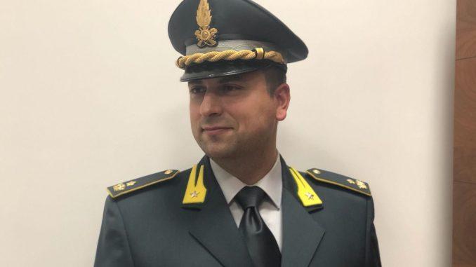 Lorenzo Mancini di Petrignano, all'età di 34 anni, è stato promosso Maggiore della Guardia di Finanza