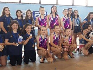 Nuoto Sincronizzato, Azzurra Race Team è argento agli Interregionali