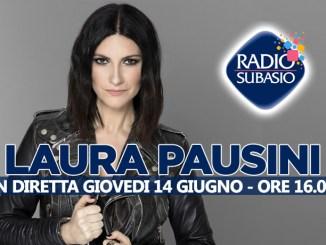 Radio Subasio, arriva Laura Pausini, intervista in diretta con presenza di pubblico