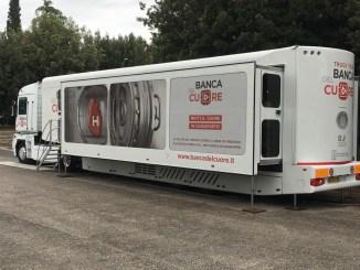 Truck Tour Banca del Cuore ha fatto tappa a Santa Maria degli Angeli