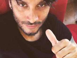 Fabrizio Moro a Speciale Per un'ora d'amore a Radio Subasio
