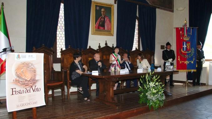 Festa del Voto, Santa Chiara esempio di fraternità e speranza