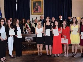 Proclamati i primi nove laureati in Economia del Turismo ad Assisi