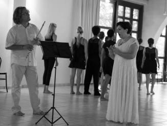 Corpus musicale francescano ad Assisi Suono Sacro con Bovi ed Ensemble dirige Ceccomori