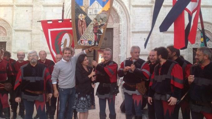 Assisi, ai Terzieri di San Francesco il Palio di San Rufino 2018