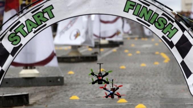 A Santa Maria degli Angeli si vola con l'Assisi Drones Festival