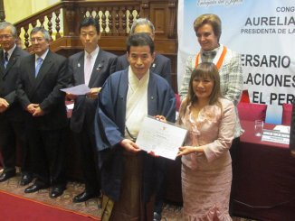 Asilo Nido Comunale di Assisi donazione giapponese mr Tairiku Okada