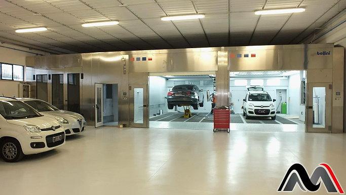 Mancini carrozzeria sabato 15 settembre 2018inaugura la nuova sede
