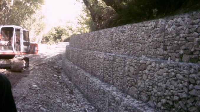 Riqualificata l'area del torrente Tescio, argini messi in sicurezza