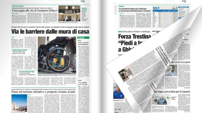 Rassegna stampa di Assisi e dintorni del 24 ottobre 2018