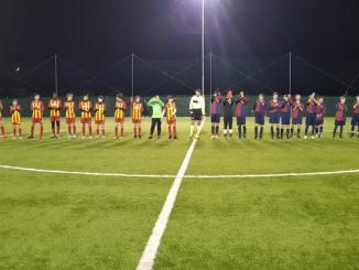 Angelana calcio giovanissimi sperimentali 2005 pareggia con il Santa Sabina
