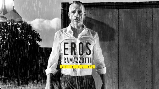 Eros Ramazzotti a Speciale Per Un'Ora d'Amore a Radio Subasio