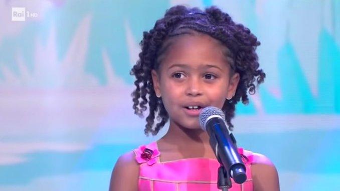 Alyssia, la bambina Assisana, vince la 61esima edizione dello Zecchino d'Oro