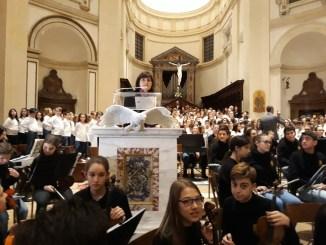 Assisi, si rinnova la tradizione del Natale con il concerto dell'IC Assisi 3