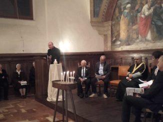 Il 27 dicembre torna l'appuntamentomensile di preghiera per la pace