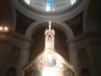 Fenomeno astronomico nella basilica di Santa Maria degli Angeli
