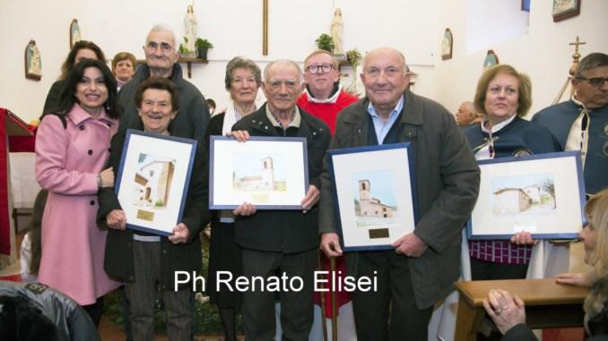 Pro Loco Costa di Trex ai più anziani il premio Santo Stefano