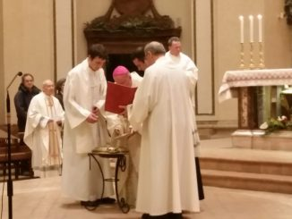 Cattedrale di San Rufino, Te Deum di Ringraziamento per la fine dell'anno
