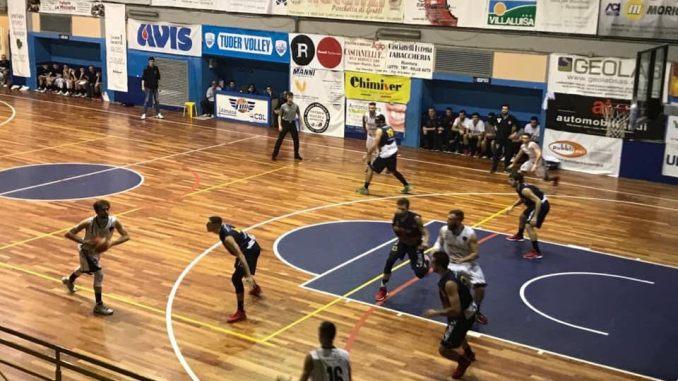 Virtus Assisi basket rimonta e batte Todi nel derby umbro fuori casa