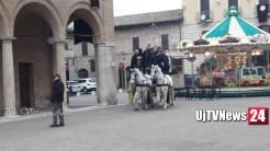 Piatto di Sant'Antonio Abate, l'arrivo della Diligenza Postale, domani il grande giorno