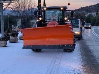 Maltempo e nevicate, mercoledì scuole aperte ad Assisi
