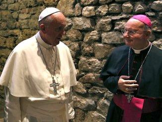 Preghiera di Papa Francesco per lo Spirito di Assisi