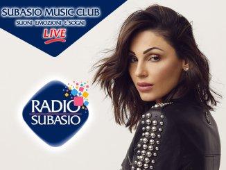 Anna Tatangelo inaugura la stagione 2019 di Subasio Music Club