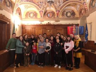 Progetto EduCHANGE Istituto comprensivo Assisi 3 internazionale