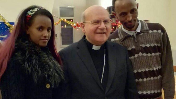 Una famiglia Eritrea vivrà stabilmente in Vescovado