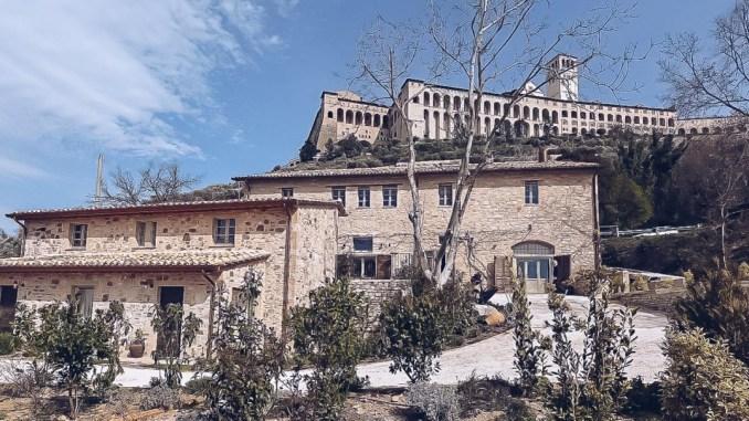 Borgo Antichi Orti Assisi visita guidata, magia di un posto unico