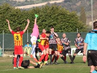 Calcio, contro la Pievese l'Angelana vuol continuare la risalita