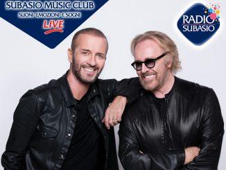 Subasio Music Club, live con RafeUmberto Tozzi, musica dal vivo