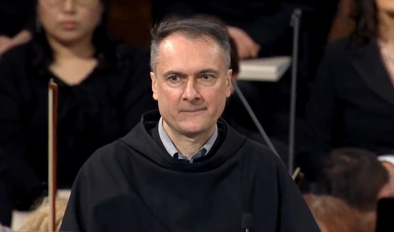 Fray Mauro Gambetti