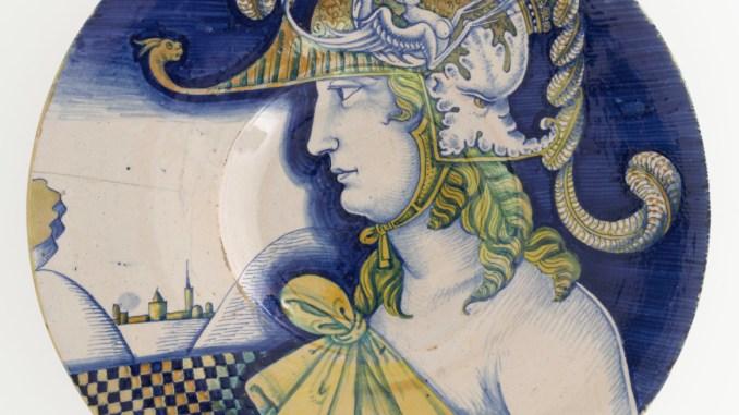 Maiolica, Lustri oro e rubino della ceramica dal Rinascimento ad oggi