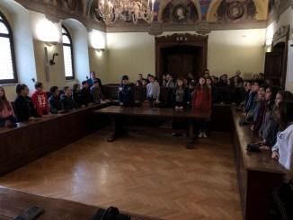 Insediato ad Assisi il primo consiglio comunale dei ragazzi