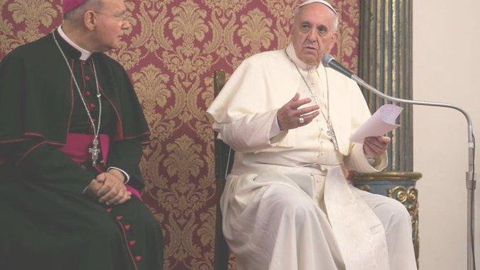 Assisi, due prime volte per un Papa, previsto l'arrivo del premier Giuseppe Conte
