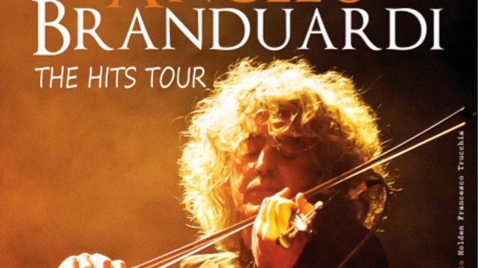 "Quaranta anni di musica nel ""The Hits Tour"" di Angelo Branduardi"
