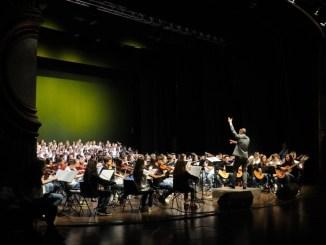 Istituto Comprensivo Assisi 3, giovani musicisti crescono