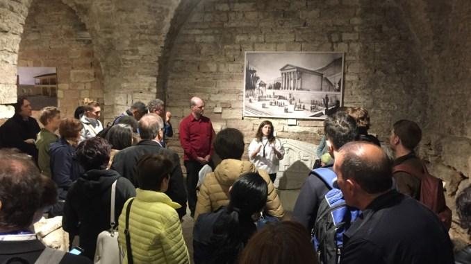 Traduzione come atto politico, docenti universitari da numerose nazioni ad Assisi