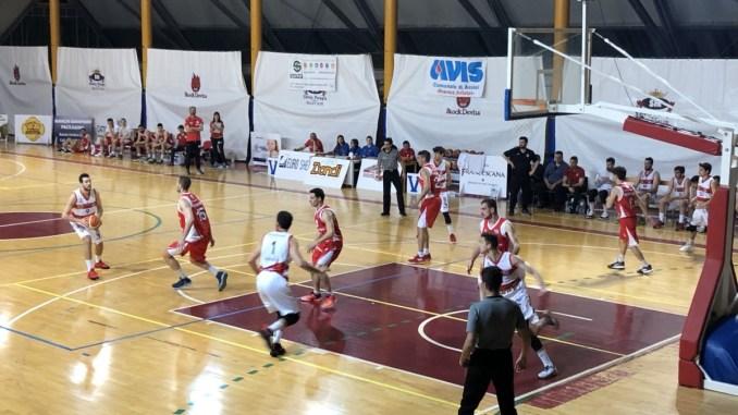 Finale play-off basket, grande Virtus Assisi, batte Teramo anche in gara 2